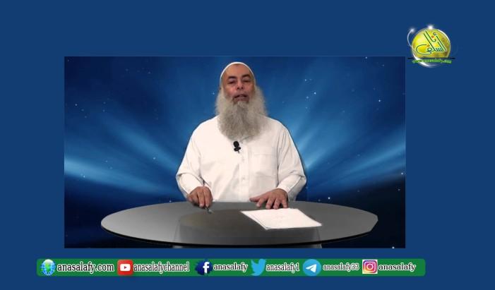 فريق موقع أنا السلفي يدعو الله تعالى برحمته أن يمن على الشيخ سعيد الروبي بالشفاء العاجل